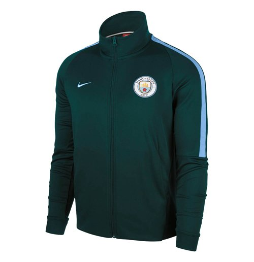 2017 2018 Man City Nike Authentic Franchise Jacket