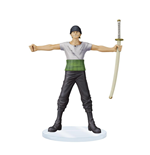 One Piece Dramatic Showcase Figure Roronoa Zoro 16 cm
