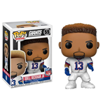 NFL POP! Football Vinyl Figure Odell Beckham Jr. (New York Giants) 9 cm