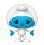 The Smurfs POP! TV Vinyl Figure Astro Smurf 9 cm