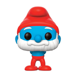 The Smurfs POP! TV Vinyl Figure Papa Smurf 9 cm