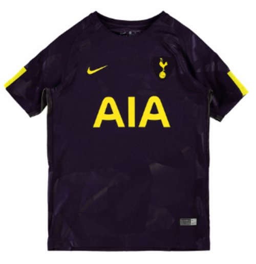 2017-2018 Tottenham Third Nike Football Shirt (Kids)