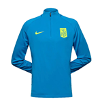 2017-2018 Neymar Nike Squad Drill Top (Blue) - Kids