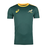 2017-2018 South Africa Springboks Home Supporters Tee (Green)