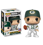 NFL POP! Football Vinyl Figure Aaron Rodgers (Green Bay Packers) 9 cm
