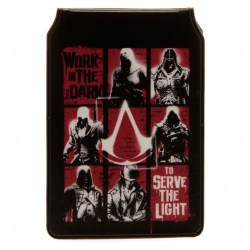 Assassins Creed Card Holder