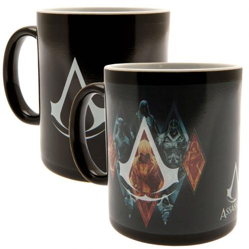 Assassins Creed Heat Changing Mug
