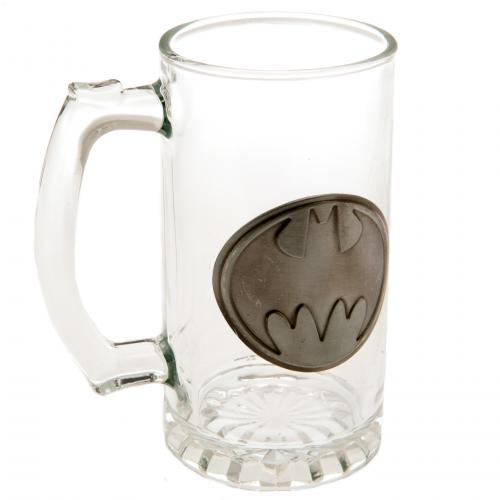 Batman Glass Tankard