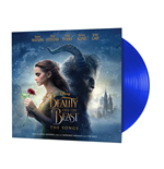 Vynil Beauty And The Beast - The Songs