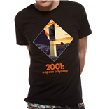 2001 Space Odyssey - Obelisk - Unisex T-shirt Black