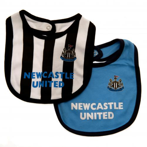 Newcastle United F.C. 2 Pack Bibs ST
