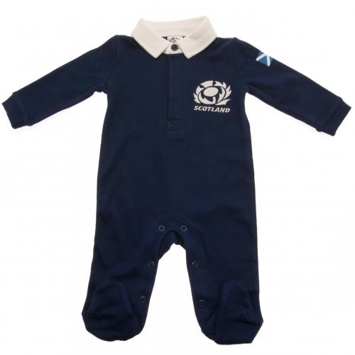 Scotland R.U. Sleepsuit 0/3 mths