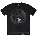 Woodstock Men's Tee: Surround Yourself