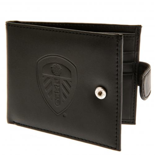 Leeds United F.C. rfid Anti Fraud Wallet