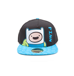 Adventure Time - Finn Snapback with Printed Bill