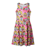 Nintendo - Kids Dress Princess Peach