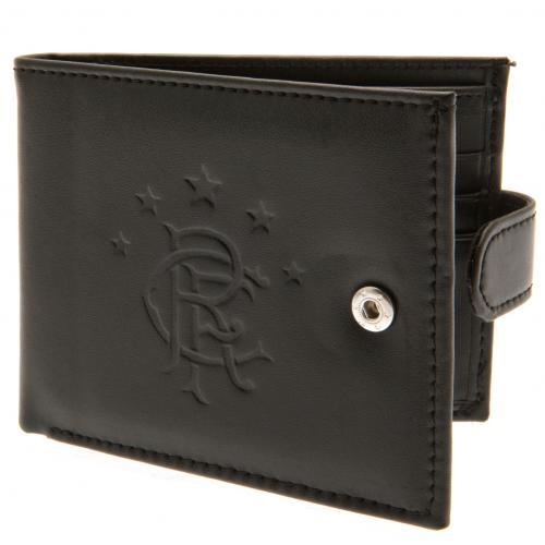 Rangers F.C. rfid Anti Fraud Wallet