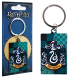Harry Potter Metal Keychain Slytherin 6 cm