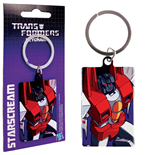 Transformers Metal Keychain Starscream 6 cm