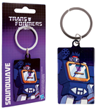 Transformers Metal Keychain Soundwave 6 cm