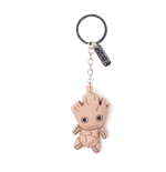 Marvel - Groot Character 3D Rubber Keychain