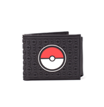 Pokémon - Pokeball Rubber Bifold Wallet