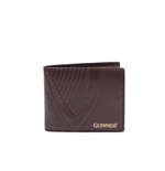 Guinness - Brown Bifold Wallet