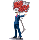 Phoenix Wright Ace Attorney Figma Action Figure Phoenix Wright 15 cm