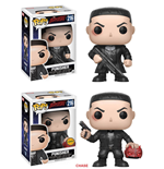 Daredevil POP! Marvel Bobble-Head Figures Punisher 9 cm Assortment (6)