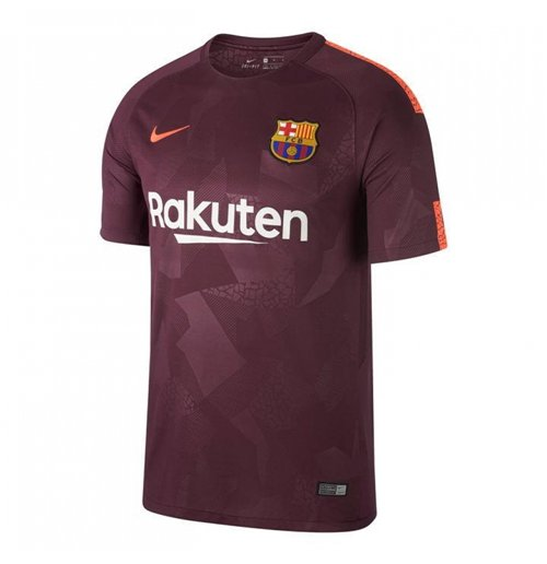 2017-2018 Barcelona Third Nike Shirt (Kids)