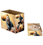Marvel Comics Storage Boxes Captain America Battle 23 x 29 x 39 cm Case (5)