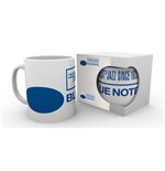 Blue Note Records Mug - Logo