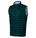 2017-2018 Man City Nike Authentic Down Vest (Outdoor Green)