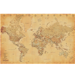 World map Poster 279168