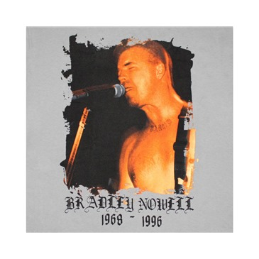 SUBLIME Bradley Nowell Silver Graphic T-Shirt