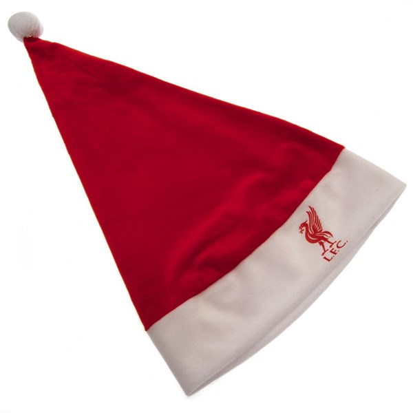 Liverpool F.C. Supersoft Santa Hat
