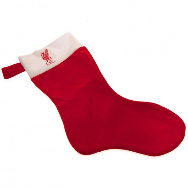 Liverpool F.C. Supersoft Christmas Stocking