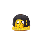 Adventure Time - Jake Snapback With Printed Bill