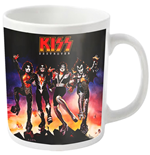 Kiss Mug Destroyer (WHITE)