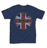 Bsa T-shirt Union Jack Logo