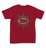 Bsa T-shirt Gold Star Badge