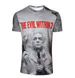 The Evil Within - 2 Box Art Sublimation T-shirt