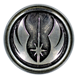 Star Wars Click Badge Jedi Order