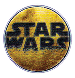 Star Wars Click Badge Logo Stormtroopers Bronze