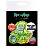 Rick and Morty Pin 279588