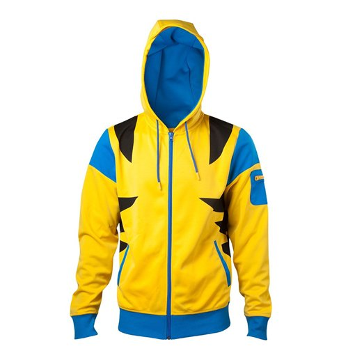 X-Men Hooded Sweater Wolverine