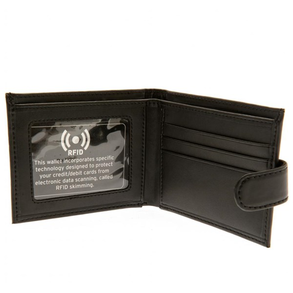 Everton F.C. rfid Anti Fraud Wallet