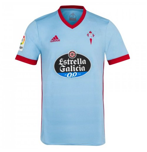 2014-2015 Celta Vigo Adidas Home Football Shirt (Kids)