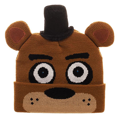 Five Knights At Freddy's LED Eyes Beanie
