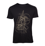 AC Origins - Anubis Print Men's T-shirt